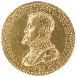 Felipe II / El gigante Atlas