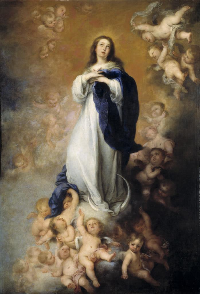 Inmaculada Concepción de los Venerables o «de Soult», La [Murillo]