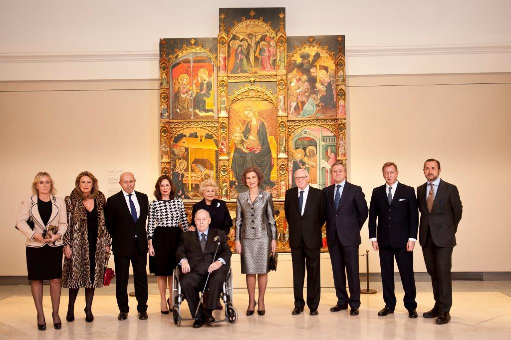 El Museo del Prado presenta la sala dedicada a la donación de la familia Várez Fisa