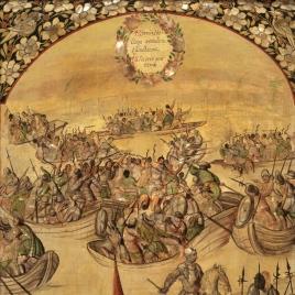 Conquista de México por Hernán Cortés (47 y 48)