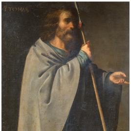 El Apóstol Santo Tomás