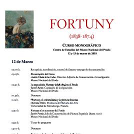 Fortuny (1838-1874) [Recurso electrónico] : curso monográfico / Museo Nacional del Prado.