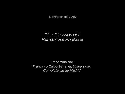 Conferencia: Diez Picassos del Kunstmuseum Basel