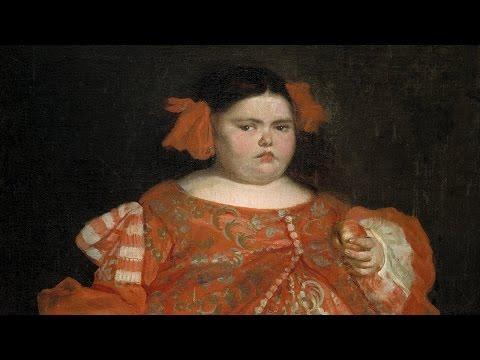 Obras comentadas: Eugenia Martínez Vallejo, vestida y desnuda