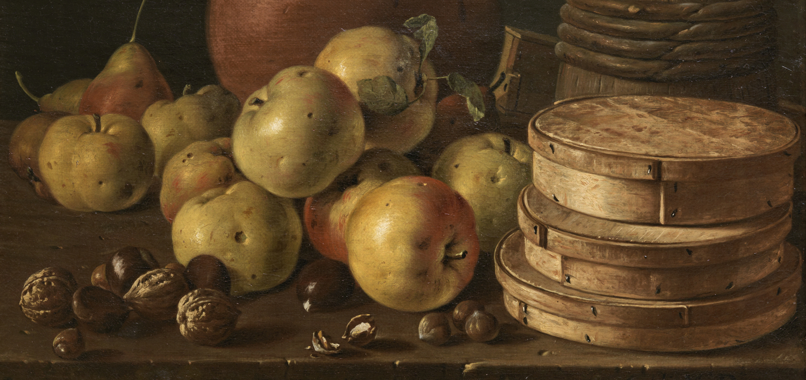 Luis Meléndez. Still lifes for the Prince of Asturias