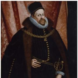 El archiduque Carlos de Austria, duque de Stiria