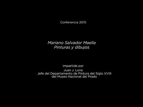 Conferencia: Mariano Salvador Maella. Pinturas y dibujos