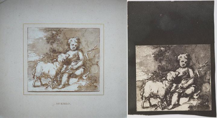 Originales, copias e interpretaciones. Las estampas y los dibujos