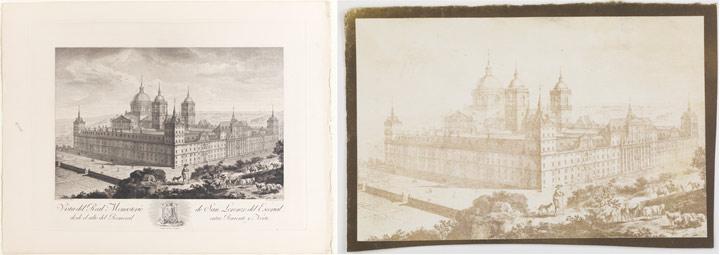Originales, copias e interpretaciones. La arquitectura