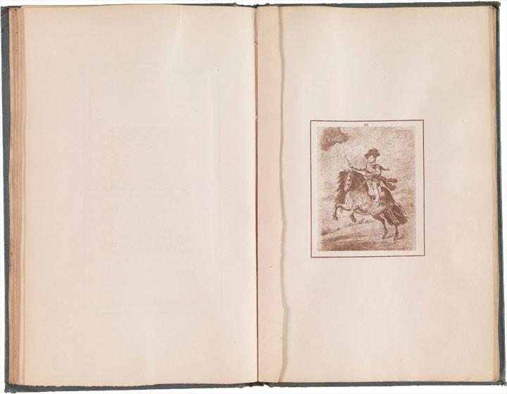 Las ilustraciones de los Annals y los ejemplares de los Talbotypes