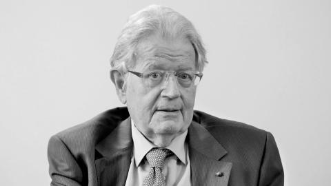 La honestidad del profesor Pérez Sánchez