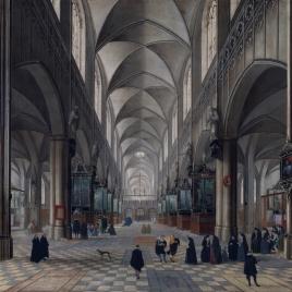 Iglesia de Flandes o La misa