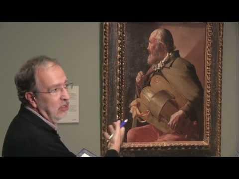 Otros ojos para ver el Prado: El ciego tocando la zanfonía, de la Tour