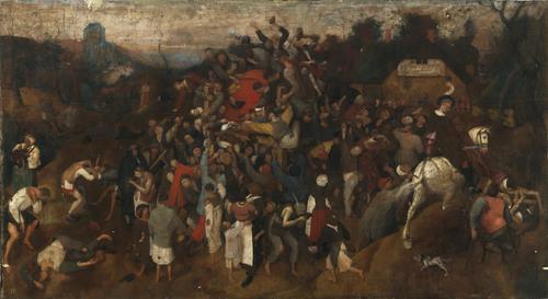 El Museo del Prado identifica una obra desconocida de Bruegel 'el Viejo'