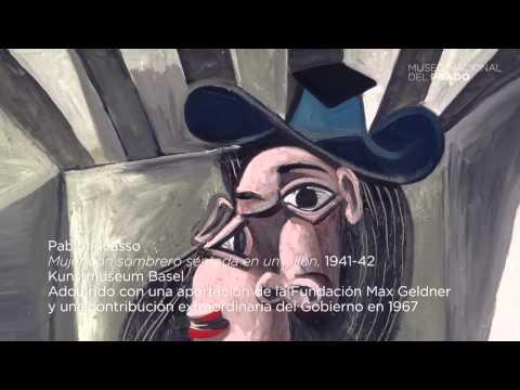 Exposición: 10 Picassos del Kunstmuseum Basel