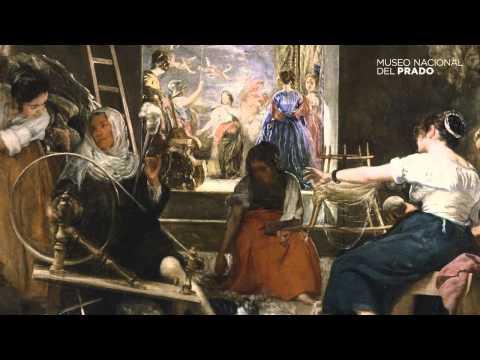 Obras comentadas: Las Hilanderas, de Diego Velázquez
