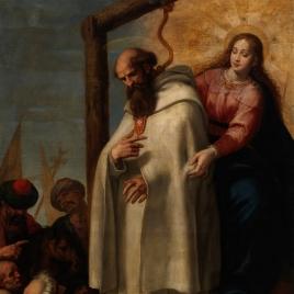 Martirio de san Pedro Armengol