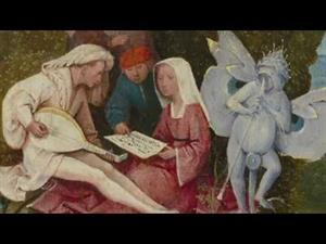 Technical study: The Haywain Triptych (1512 - 1515) by Bosch