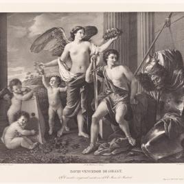 El triunfo de David