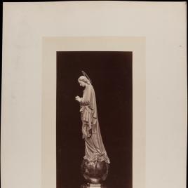 Inmaculada (vista de perfil izquierdo)