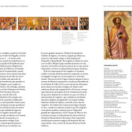 Fra Angelico y los inicios del Renacimiento en Florencia = Fra Angelico and the rise of the Florentine Renaissance / Museo Nacional del Prado.