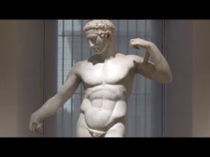"""Descubriendo la Colección: """"Diadúmeno"""", Taller romano"""