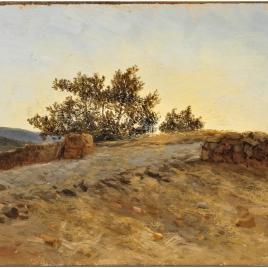 Puesta de sol (Aragón)