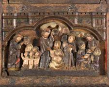Retablo de san Juan Bautista
