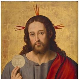 El Salvador con la Eucaristía