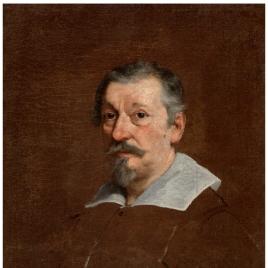 El pintor Francesco Albani