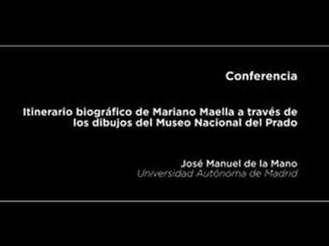 Conferencia: Itinerario biográfico de Mariano Maella a través de los dibujos del Museo Nacional del Prado