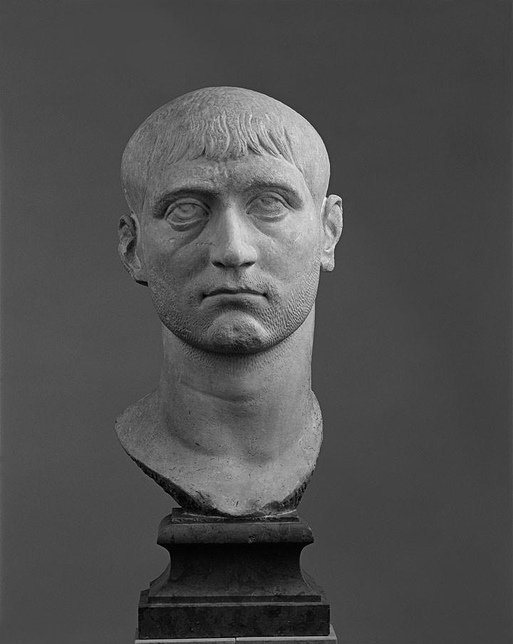 Imágenes del poder. Retratos romanos al final del Imperio