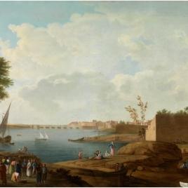Vista del Puerto de Santa María