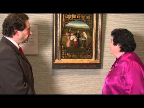 Otros ojos para ver el Prado: La extracción de la piedra de la locura, de El Bosco