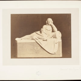 Estatua sepulcral del general Louis d'Andigné