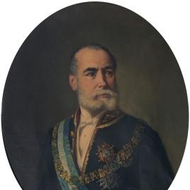 Juan Francisco Camacho, ministro de Hacienda