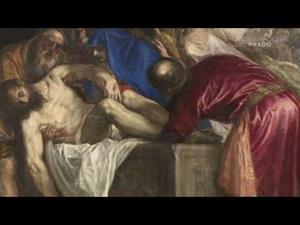 Commented works: The Burial of Christ, by Titian.