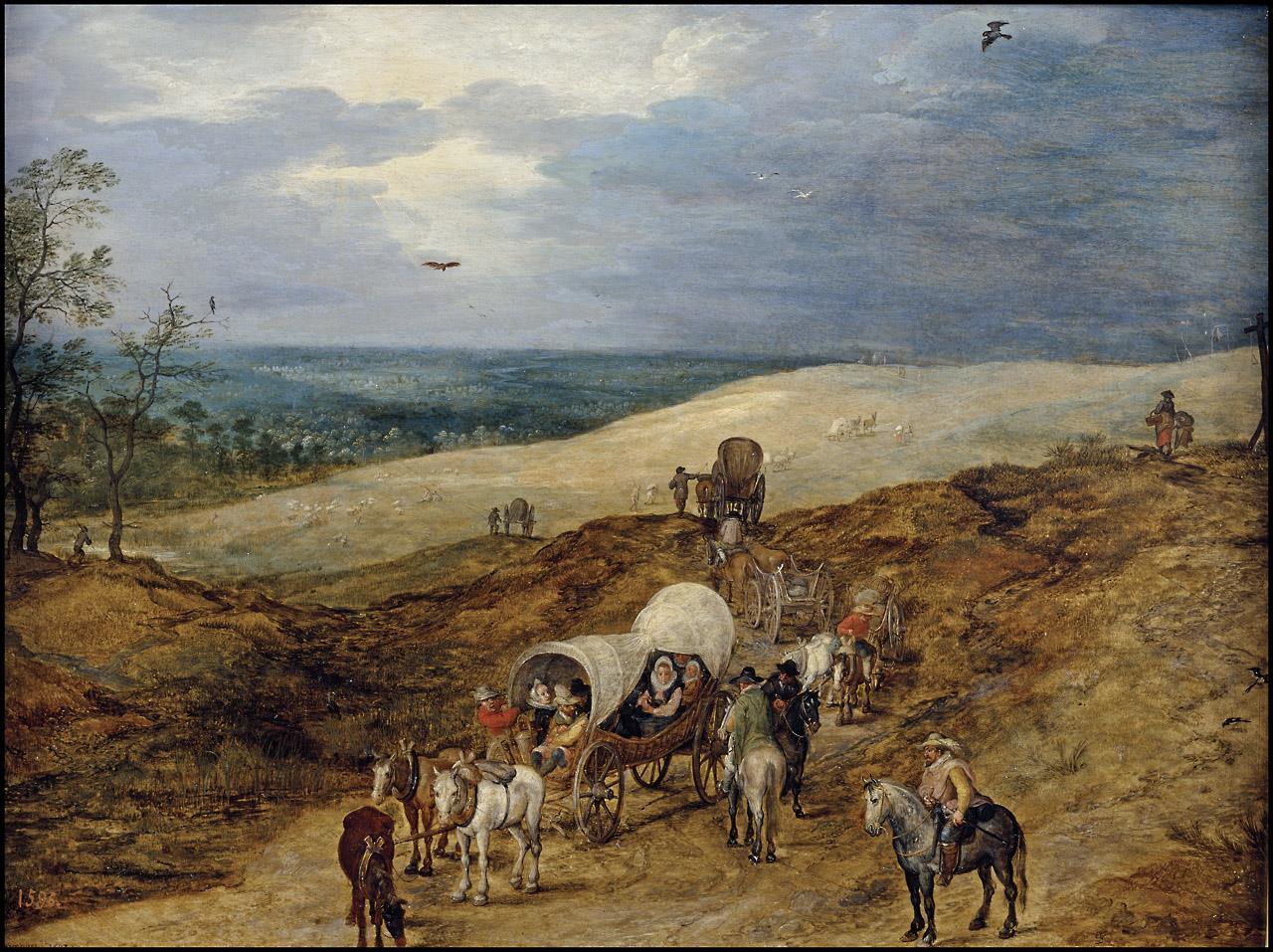 Brueghel de Velours, Jan
