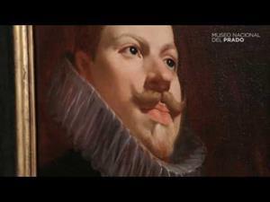 Retrato de Felipe III, de Velázquez, donado por William B. Jordan a American Friends