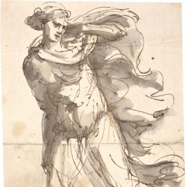 Figura femenina clásica