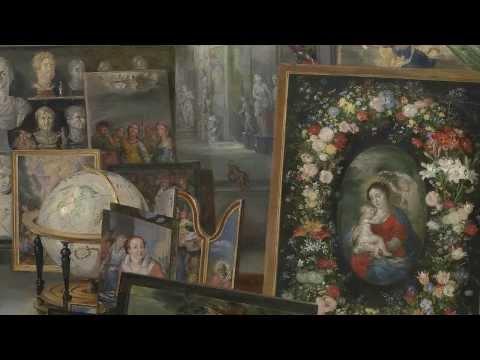 Commented works: The Five Senses, Peter Paul Rubens and Jan Brueghel the Elder, (1617), by Alejandro Vergara