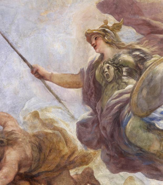 El Casón del Buen Retiro y la pintura de Giordano