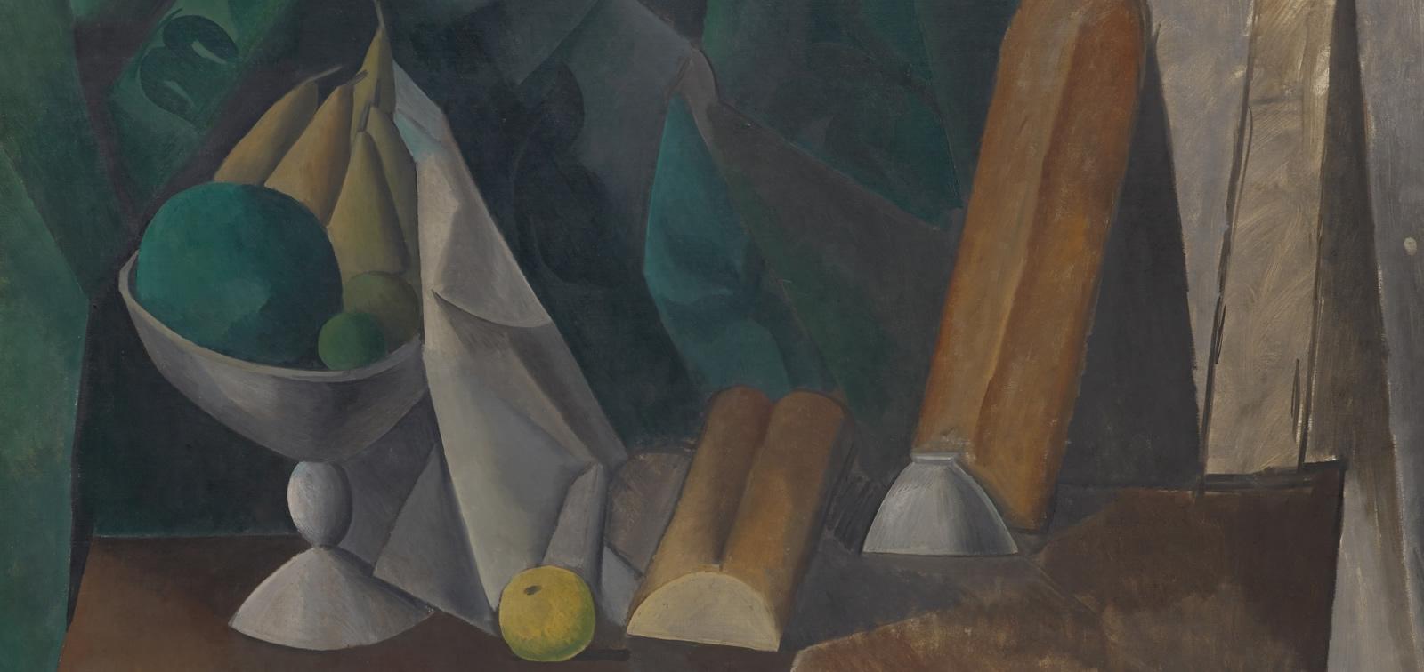 Diez picassos del Kunstmuseum Basel