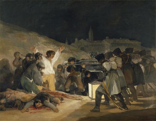 Última semana para visitar Goya en tiempos de guerra