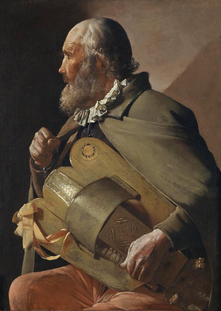 Georges de La Tour en el Museo del Prado