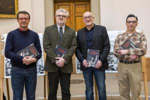 """El Museo del Prado edita su segundo cómic, """"El perdón y la furia"""" de los autores Antonio Altarriba y Keko,  coincidiendo con la exposición """"Ribera. Maestro del dibujo"""""""