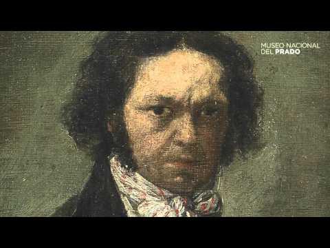 Commented works: Self-portrait, Francisco de Goya y Lucientes, (1796 - 1797), by Juliet Wilson- Bareau