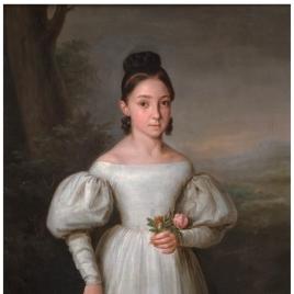 La infanta María Luisa Teresa de Borbón, duquesa de Sessa
