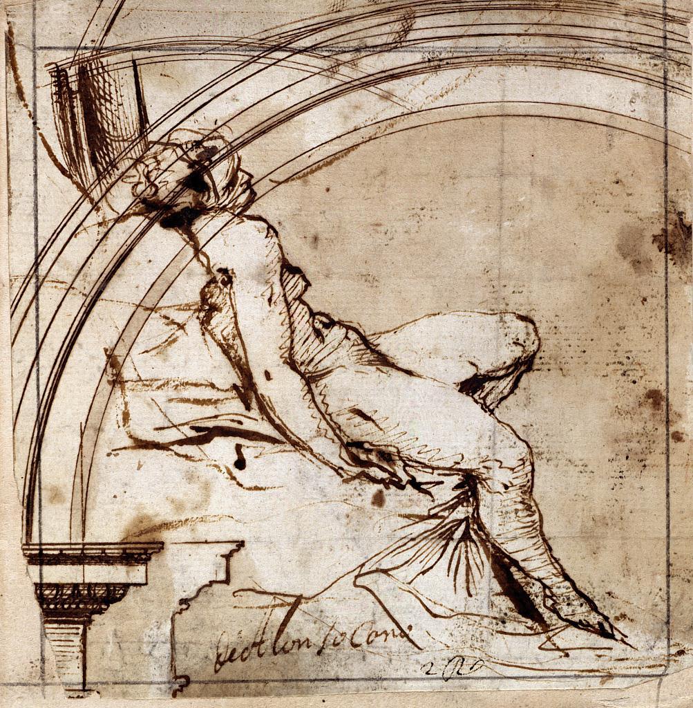 Desnudo femenino [Alonso Cano]