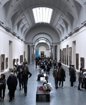 2020 Beca Internacional Fundación Iberdrola España - Museo Nacional del Prado de formación e investigación en Restauración de Pintura